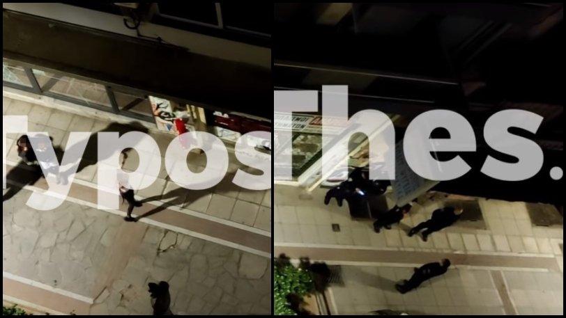 Θεσσαλονίκη: Χόρευε τσιφτετέλι και έβριζε τους αστυνομικούς  (video)