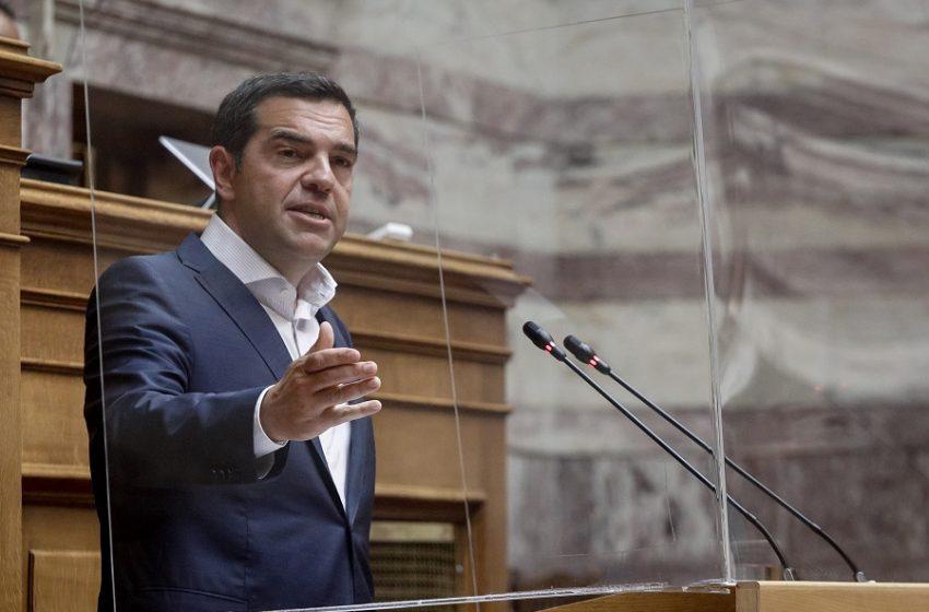 Τσίπρας στην ΚΟ του ΣΥΡΙΖΑ: Καθεστώς ασυδοσίας του πλούτου επιβάλλει ο Μητσοτάκης