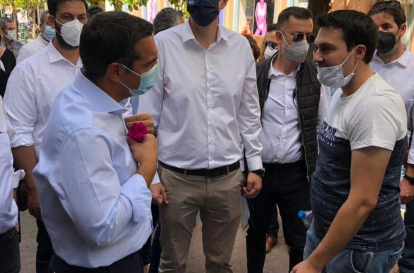 """Τσίπρας από Ηλεία: Δεν μπορείς με το """"αποφασίζω και διατάζω"""" να ισοπεδώνεις μια περιοχή (vid)"""