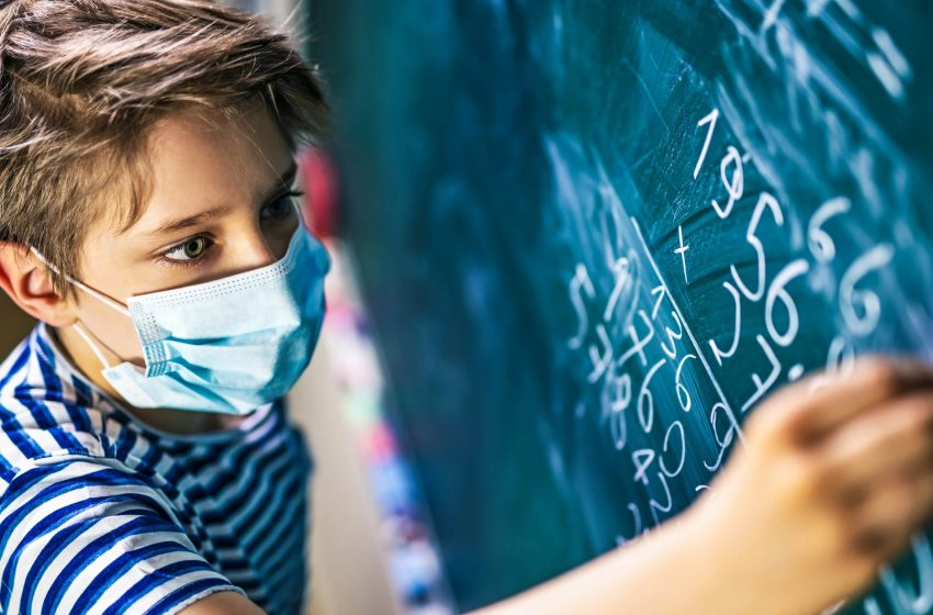 Με μάσκες οι μαθητές στα σχολεία των ΗΠΑ σύμφωνα με τα CDC
