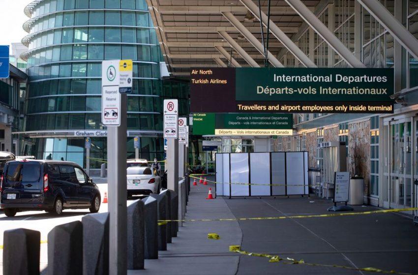 Συναγερμός στον Καναδά: Νεκρός από πυρά στο αεροδρόμιο του Βανκούβερ