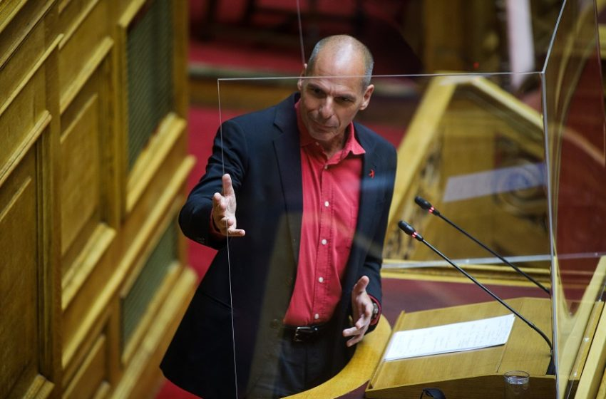 Βουλή: Όχι Βαρουφάκη στο ν/σ για τη  φαρμακευτική κάνναβη-Υπέρ της πλήρους αποποινικοποίησης