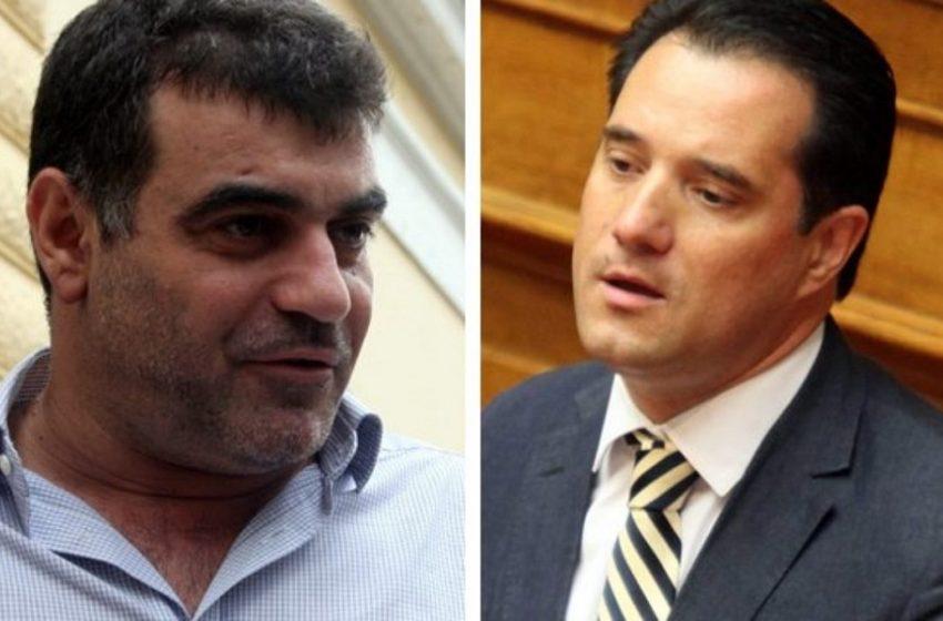 """Γεωργιάδης και Βαξεβάνης σε """"άγριο διάλογο"""" στο twitter με προαναγγελία για μηνύσεις"""