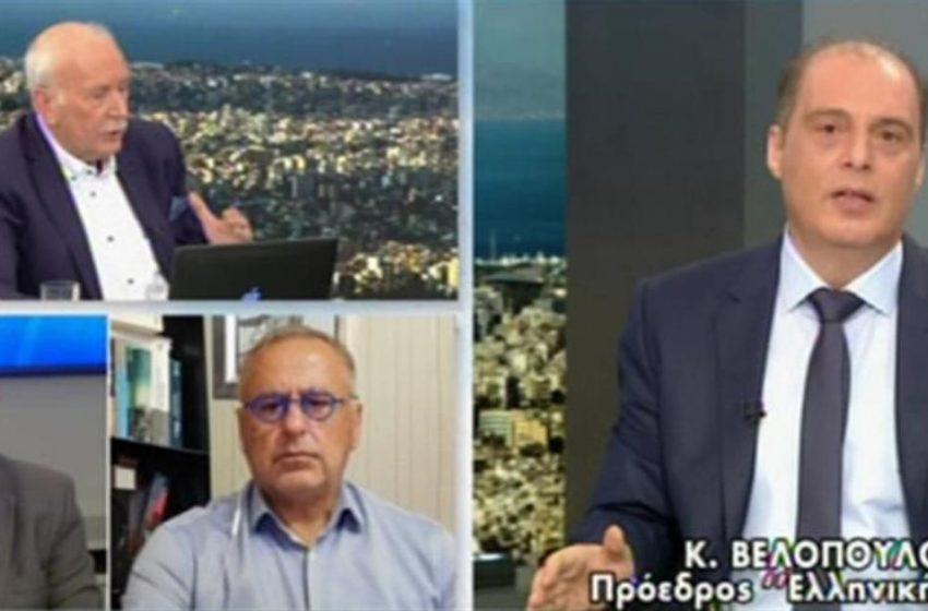 """Βελόπουλος: """"Θανατική ποινή στον δολοφόνο της Καρολάιν"""""""