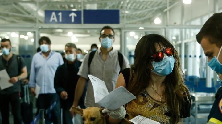 """""""Ανάσταση"""" στα αεροδρόμια: Ανοδική τάση στη διακίνηση επιβατών εξωτερικού 14 μήνες μετά"""