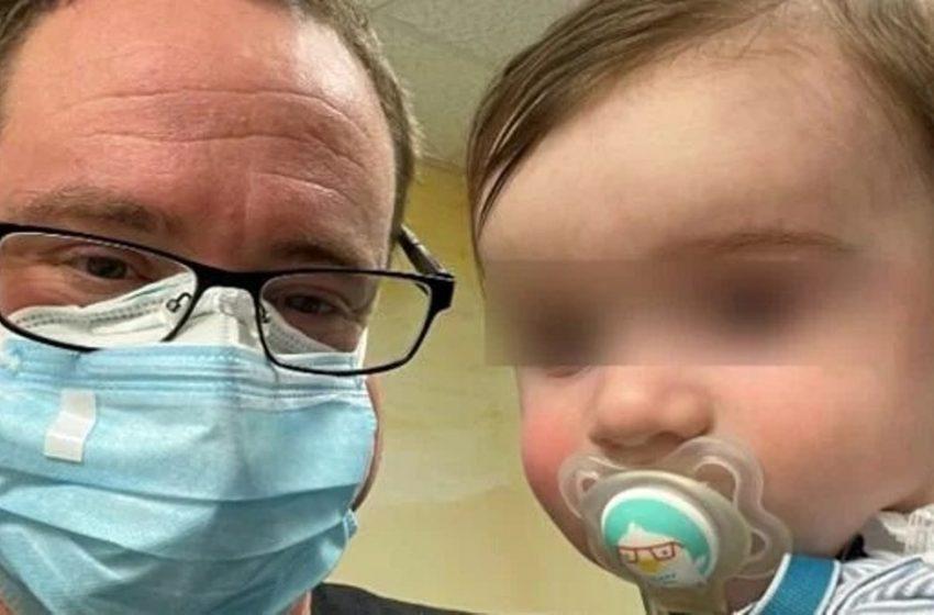 Οκτώ μηνών βρέφος έλαβε και τις δύο δόσεις εμβολίου της Pfizer