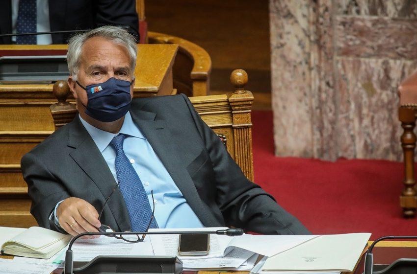 """Βορίδης: Παραδέχτηκε """"συμφωνία"""" ΝΔ-ΚΙΝΑΛ για τον έλεγχο του ΑΣΕΠ – Επίθεση Καστανίδη στην Γεννηματά"""