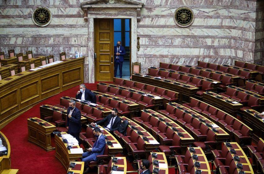 Φαρμακευτική κάνναβη: Με ψήφους μόνο της ΝΔ ψηφίστηκε το νομοσχέδιο