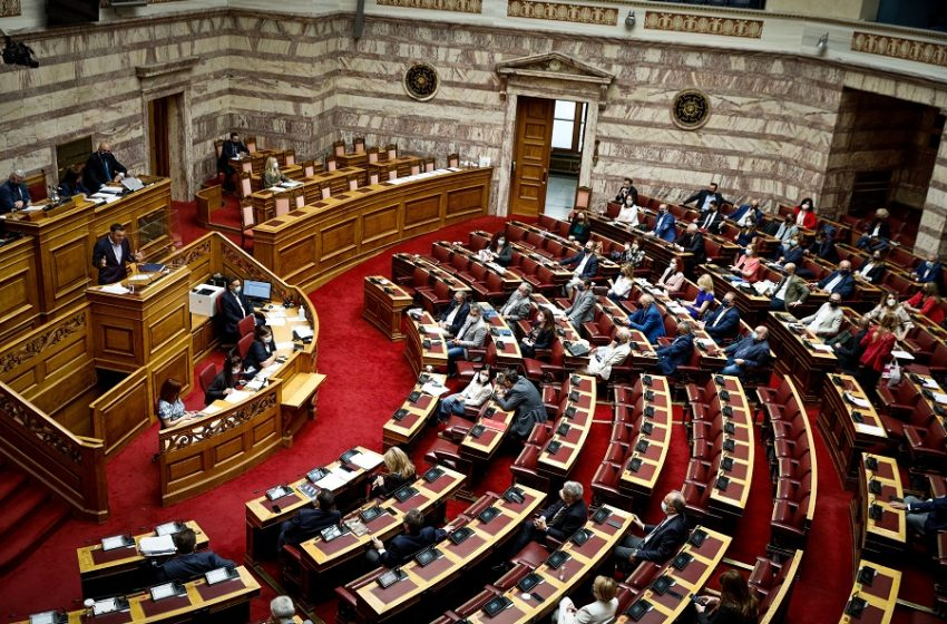 Με τις ψήφους της ΝΔ εγκρίθηκε το ν/σ για τη συνεπιμέλεια – Καταψήφισαν Γιαννάκου και Κεφαλογιάννη