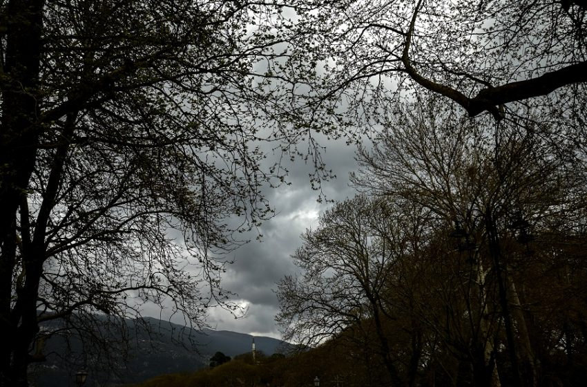 Φθινοπωρινός ο καιρός με βροχές και πτώση θερμοκρασίας