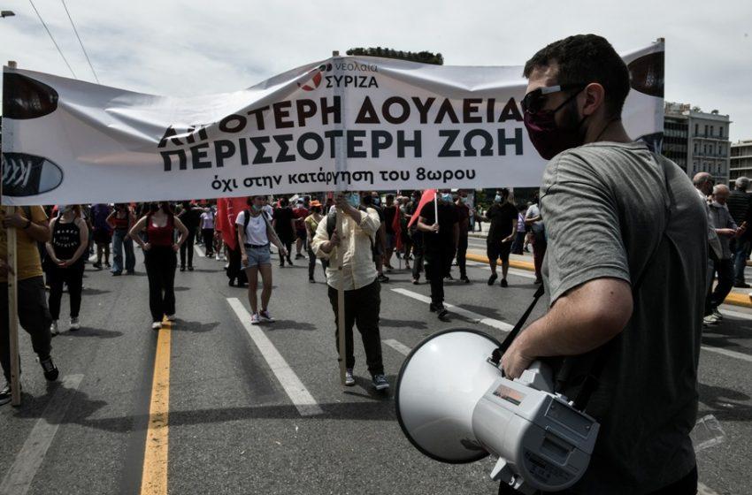 Απεργία: Παραλύει η χώρα στις 10 Ιουνίου – Συγκεντρώσεις σε όλη την Ελλάδα – Ποιοι συμμετέχουν