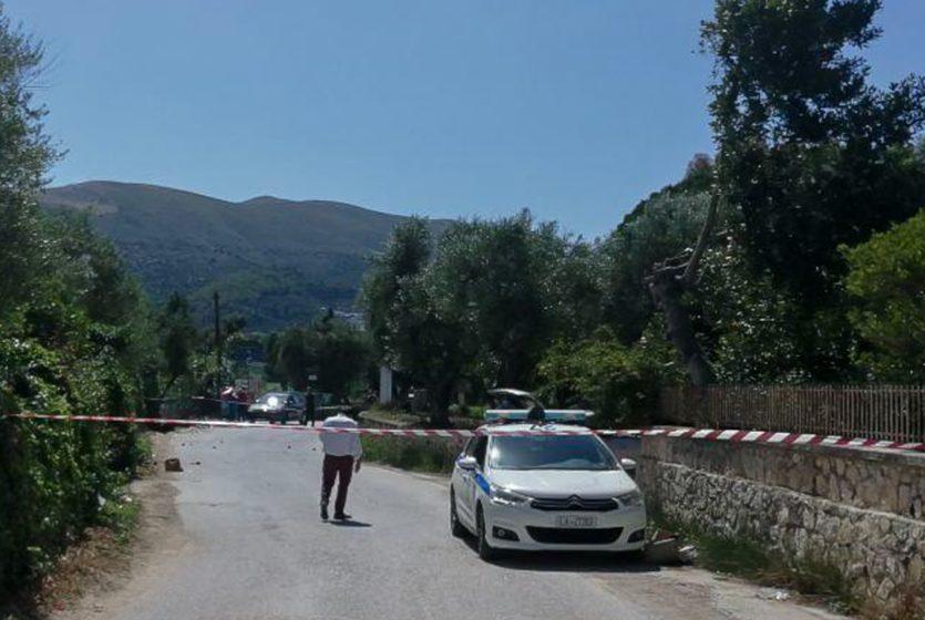 Ζάκυνθος: Τρεις συλλήψεις για την δολοφονία της συζύγου του Ντίμη Κορφιάτη