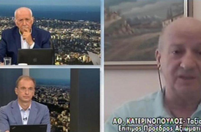 Κατερινόπουλος: Έγινε ταξίδι στην Κρήτη πριν τη δολοφονία