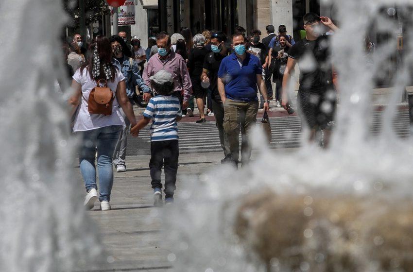 Κοροναϊός: 1.239 κρούσματα, 39 θάνατοι, 476 διασωληνωμένοι