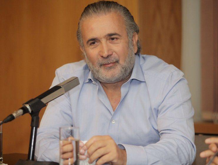 Λαζόπουλος :Τι είπε για την περιπέτεια της υγείας του και το εμβόλιο