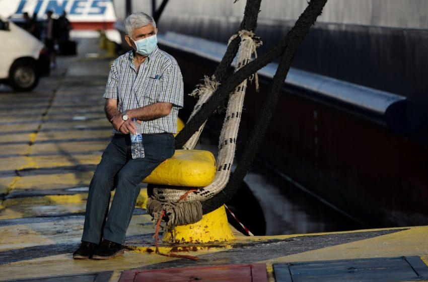 Προσφυγή  των ακτοπλόων για να κηρυχτεί παράνομη η απεργία των πλοίων