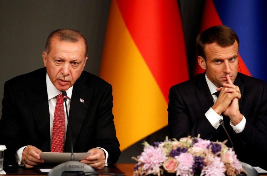 Süddeutsche Zeitung: Γαλλική αλλαγή στάσης απέναντι στην Τουρκία