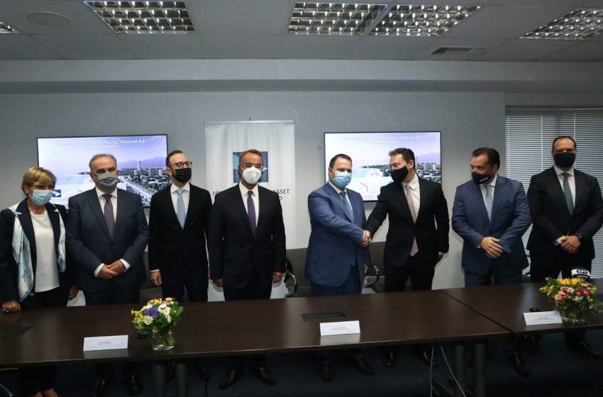 Ολοκληρώθηκε η μεταβίβαση του Ελληνικού στη Lamda Development