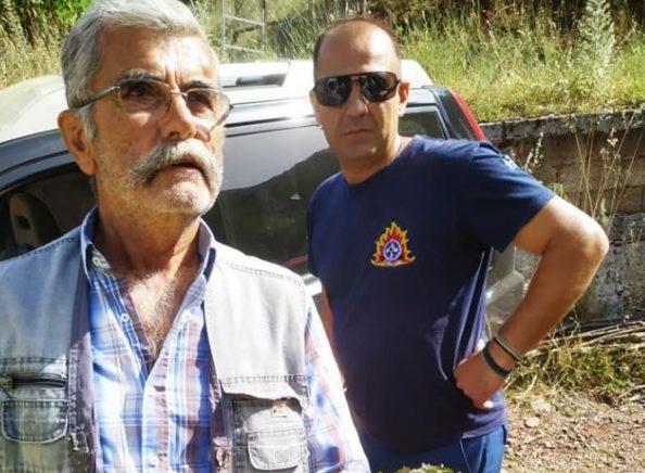 Άγραφα: Βρέθηκε αγνοούμενος έπειτα από τρεις μέρες