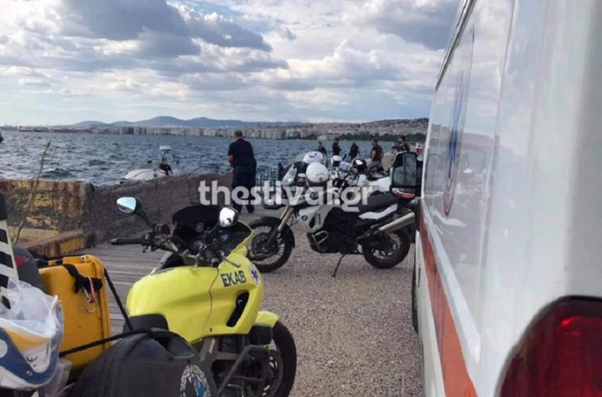 Θεσσαλονίκη: Νεκρός ηλικιωμένος ανασύρθηκε από τον Θερμαϊκό