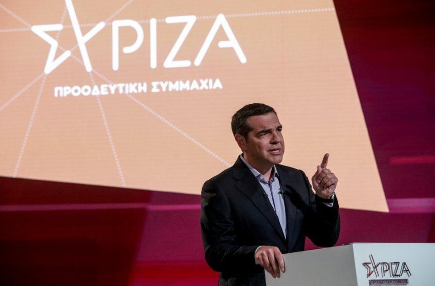 Στο δελτίο του Open, τη Δευτέρα, ο Αλέξης Τσίπρας- Έτοιμη η καμπάνια του ΣΥΡΙΖΑ υπέρ του εμβολιασμού