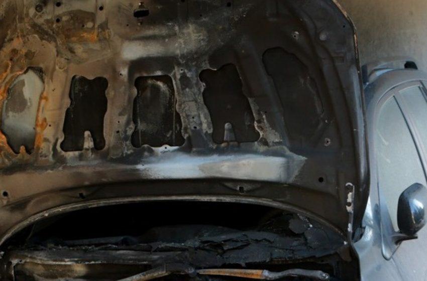 Έβαλαν φωτιά σε όχημα φαρμακευτικής εταιρίας στη Θεσσαλονίκη για δεύτερη φορά