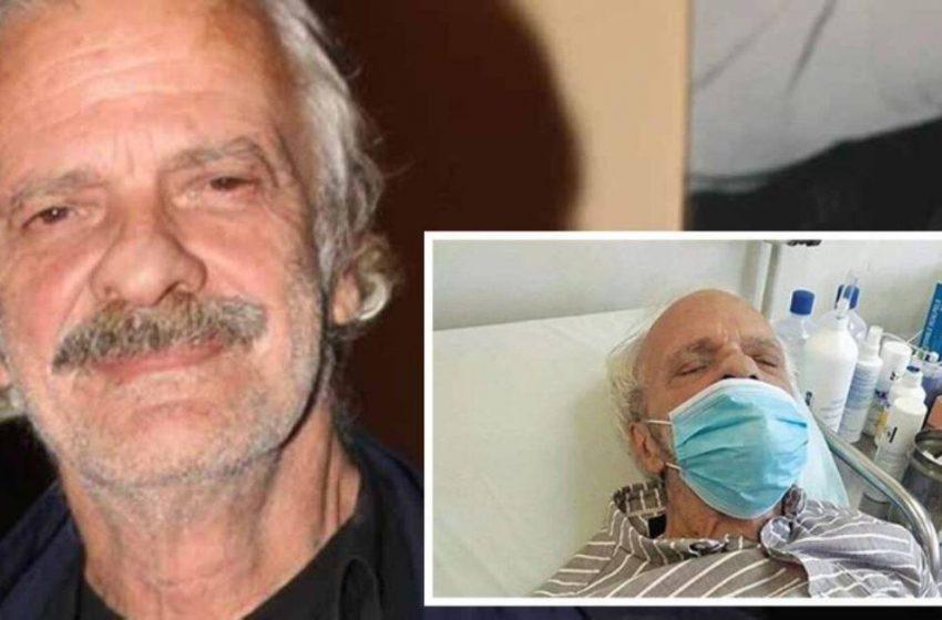 Εσπευσμένα στο νοσοκομείο ξανά ο Σπύρος Φωκάς