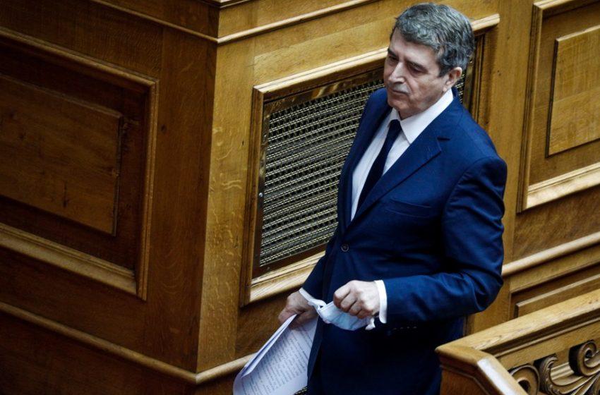 """Χρυσοχοΐδης:"""" Με Γλυκά Νερά και μπράβους δεν ανεβαίνει η εγκληματικότητα"""""""