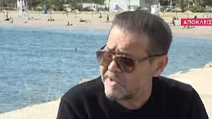 Ο τραγουδιστής Χάρης Κωστόπουλος συγκλονίζει μιλώντας για τη μάχη με τη λευχαιμία