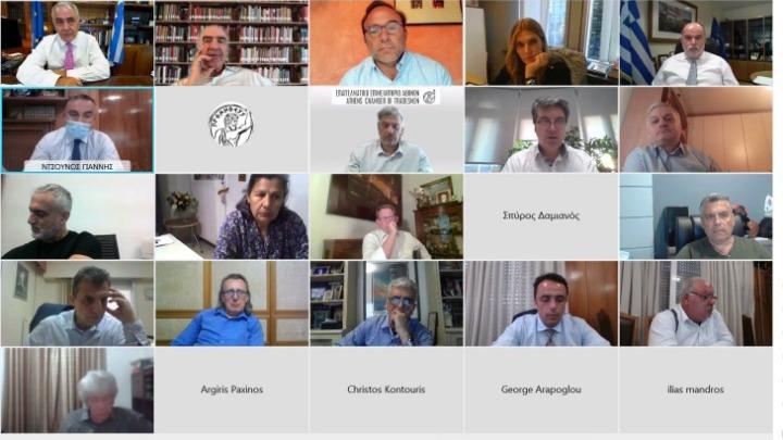 Ευρωβουλευτές σε τηλεδιάσκεψη ΕΕΑ: Υπάρχει συζήτηση στην Ευρώπη για διαγραφή χρεών