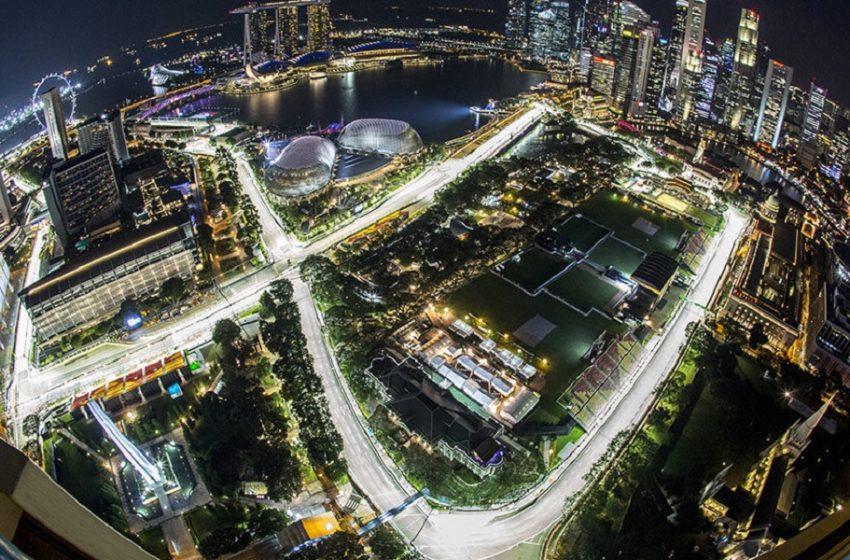 Φόρμουλα Ένα: Ούτε φέτος το Γκραν Πρι της Σιγκαπούρης