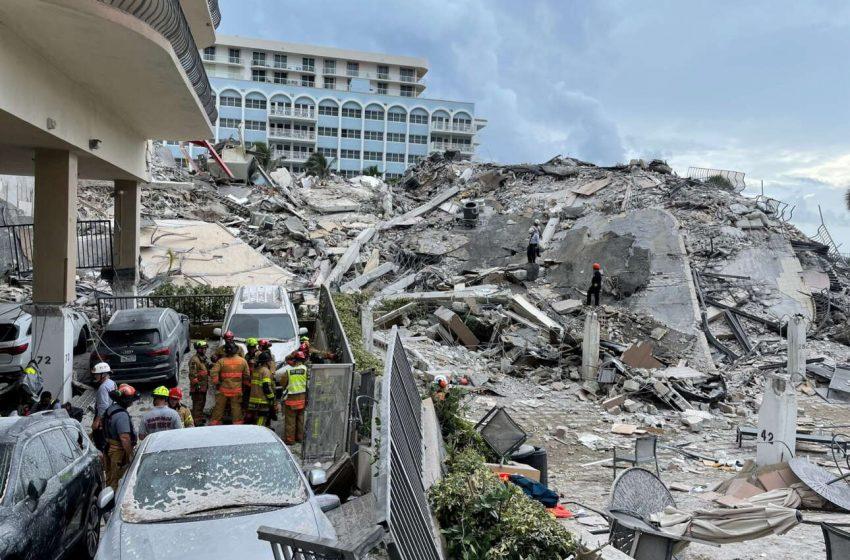 Άλλοι δύο νεκροί ανασύρθηκαν από τα ερείπια στο Μαϊάμι