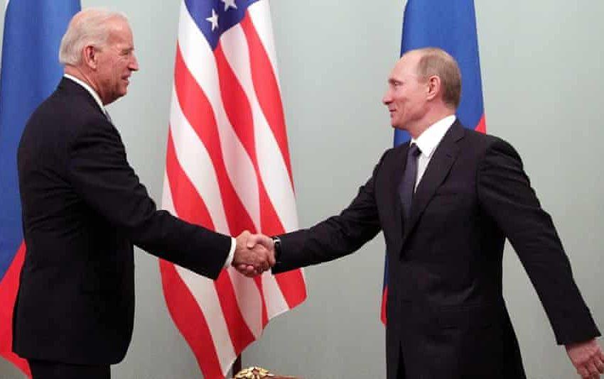 Ο Πούτιν απαντά στον Μπάιντεν για το δολοφόνος – Συνέντευξη στο NBC
