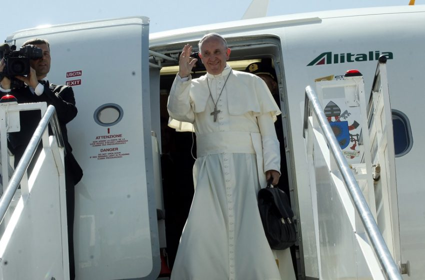 Επίσημη επίσκεψη του πάπα Φραγκίσκου στην Ελλάδα τον Σεπτέμβριο