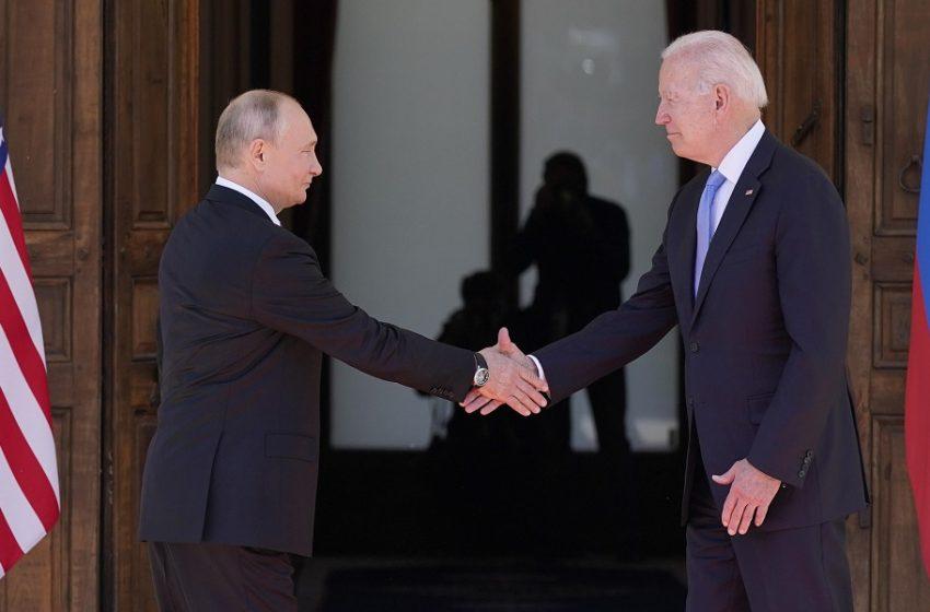 Απροσδόκητη τροπή στη συνάντηση Μπάιντεν – Πούτιν – Το επεισόδιο με τους δημοσιογράφους, τι συμφωνήθηκε (vid)