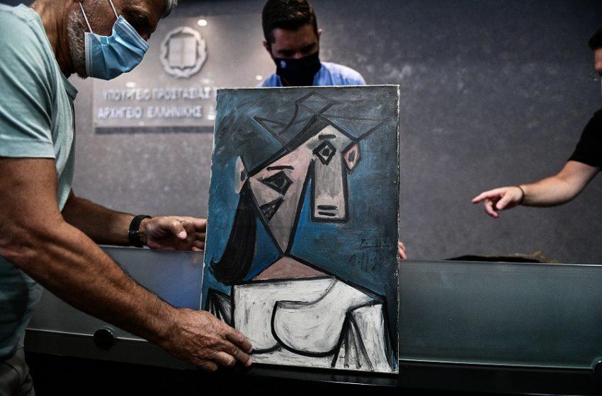 Καρέ – καρέ η κλοπή του αιώνα στην Πινακοθήκη – Τι είπε στους αστυνομικούς ο 49χρονος ελαιοχρωματιστής