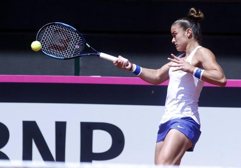 Σάκκαρη: Το μήνυμά στους Έλληνες μετά τον θρίαμβο στο Roland Garros