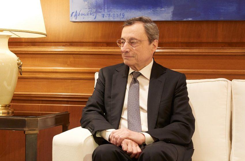 Ντράγκι:Αλλάζει εμβόλιο για τη δεύτερη δόση ο πρωθυπουργός της Ιταλίας