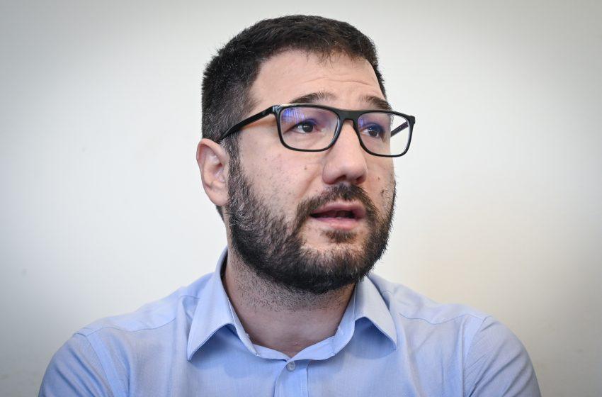 Ηλιόπουλος: Ο κ. Μητσοτάκης υιοθετεί τις συκοφαντίες του διευθυντή του Γραφείου Τύπου της ΝΔ ή θα τον αποπέμψει;