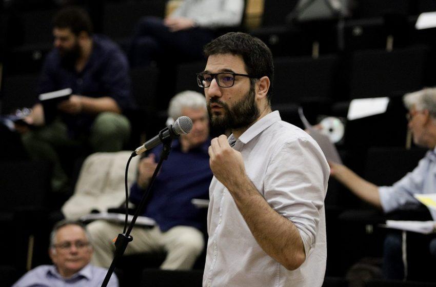 Ηλιόπουλος για Πετράλωνα: Ο καταζητούμενος δεν αποφυλακίστηκε με νόμο Παρασκευόπουλου