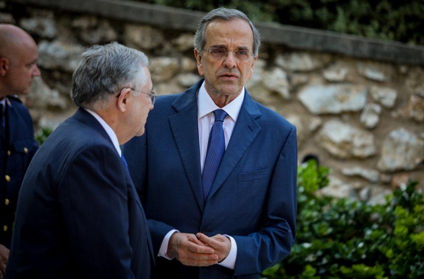 Σαμαράς για  Παπασταύρου: Το κράτος Δικαίου νίκησε το παρακράτος του κ. Τσίπρα