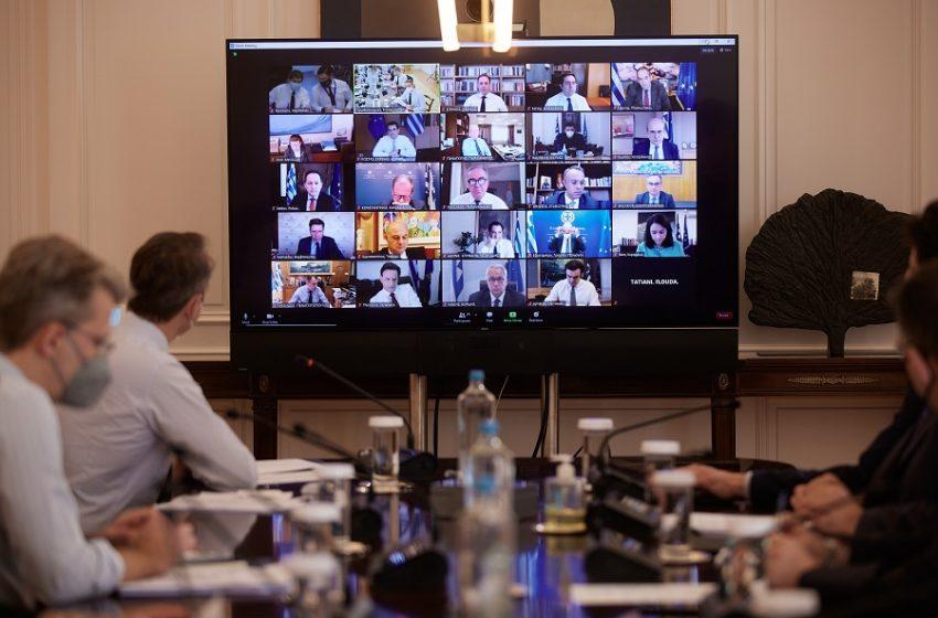 Συνεδριάζει αύριο Τετάρτη το υπουργικό συμβούλιο-Η ατζέντα