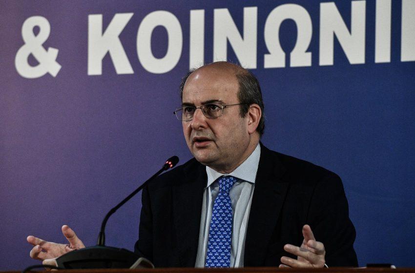 Χατζηδάκης: Ο ΣΥΡΙΖΑ κάνει μια ακόμη πολιτική-θεατρική παράσταση