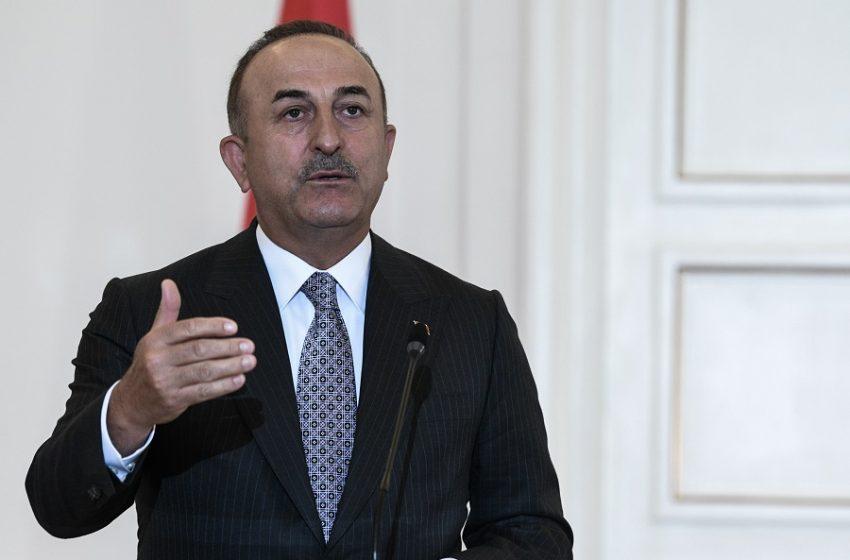 Τσαβούσογλου: Η Συνθήκη του Μοντρέ θα παραμείνει σε ισχύ και μετά την κατασκευή της διώρυγας «Κωνσταντινούπολη»