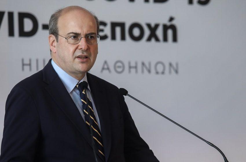 Χατζηδάκης: H εξυπηρέτηση του πολίτη είναι και αυτή κοινωνική πολιτική