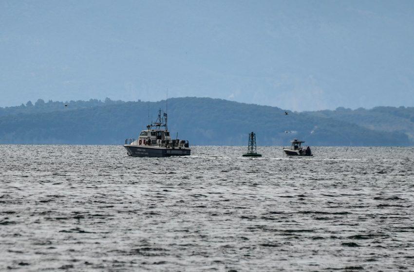 Θεσσαλονίκη: Αίσιο τέλος στην περιπέτεια δύο ανδρών στη θαλάσσια περιοχή της Επανωμής