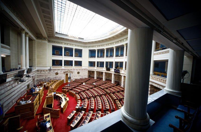 Βουλή: Ψηφίσθηκε επί της αρχής το σ/ν για την τηλεργασία