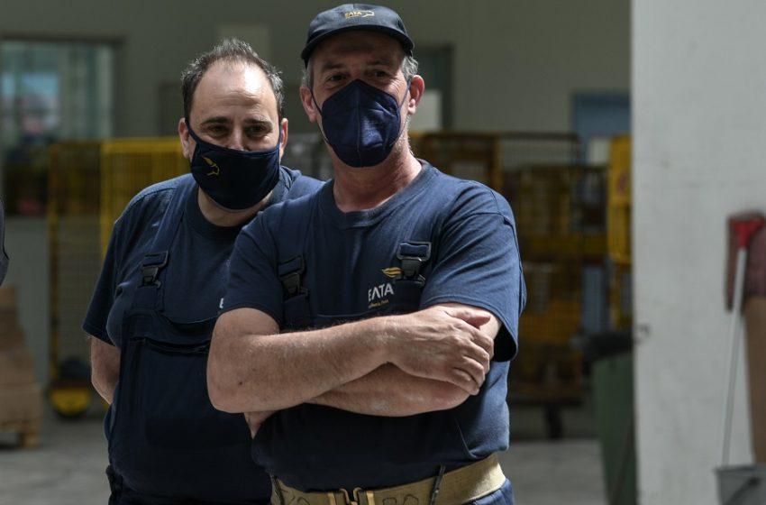 Παγώνη: Πότε δεν θα φοράμε μάσκες