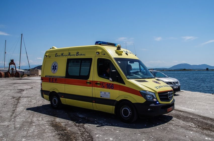 Θεσσαλονίκη: Σοβαρός τραυματισμός λιμενεργάτη