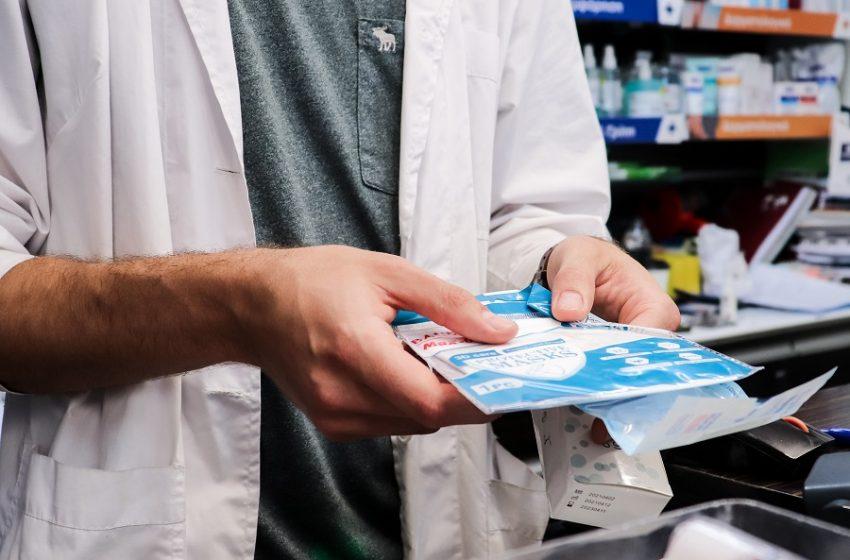 Θεσσαλονίκη: Αρχίζει και πάλι από σήμερα η διάθεση των self tests από τα φαρμακεία της πόλης